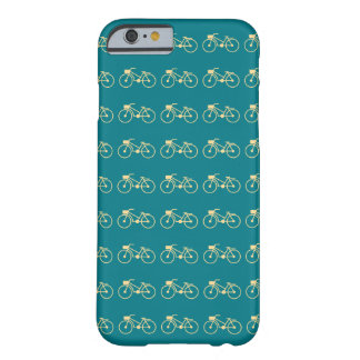 Bicicleta Funda Barely There iPhone 6