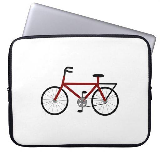 Bicicleta Funda Computadora