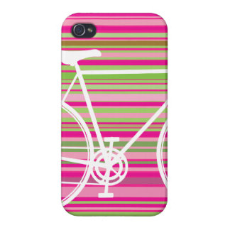Bicicleta iPhone 4/4S Fundas