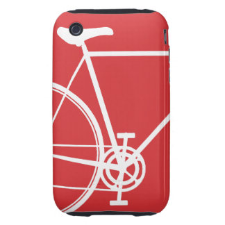Bicicleta iPhone 3 Tough Carcasa
