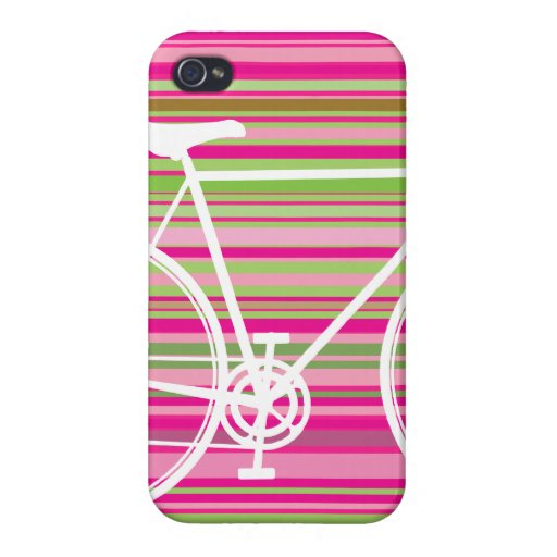 Bicicleta iPhone 4/4S Funda