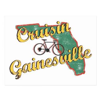 Bicicleta la Florida de Gainesville de la bici Tarjetas Postales