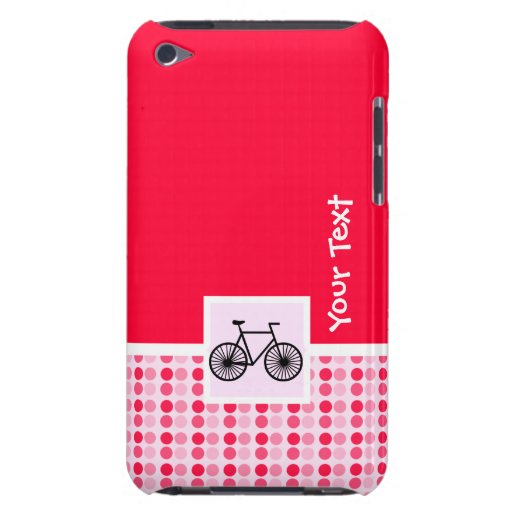 Bicicleta linda iPod Case-Mate cobertura