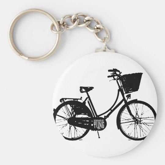 Bicicleta Llavero Redondo Tipo Pin