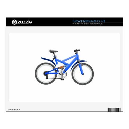 Bicicleta Netbook Skin