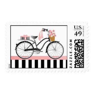Bicicleta-Nueva bici del lunar Franqueo
