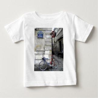 Bicicleta parisiense tshirt