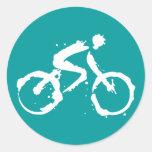 Bicicleta Pegatina