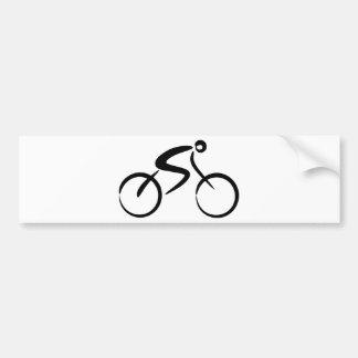 Bicicleta Pegatina Para Auto