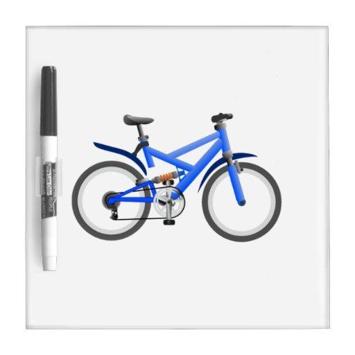 Bicicleta Pizarra Blanca