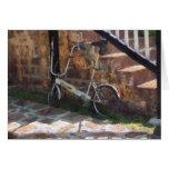 Bicicleta plegable Antigua Felicitacion