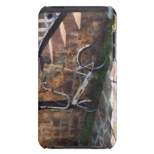 Bicicleta plegable Antigua Case-Mate iPod Touch Coberturas