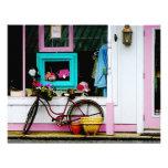 Bicicleta por el anticuario comunicado personal