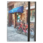 Bicicleta por la oficina de correos