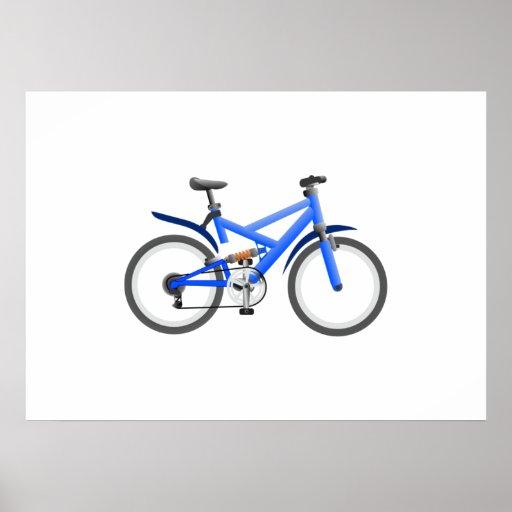 Bicicleta Póster