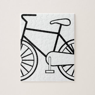 Bicicleta Puzzles