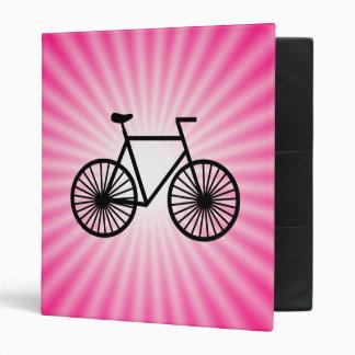 """Bicicleta rosada carpeta 1"""""""