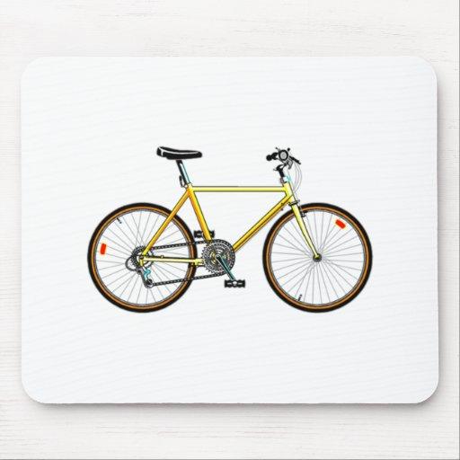 Bicicleta Tapetes De Raton