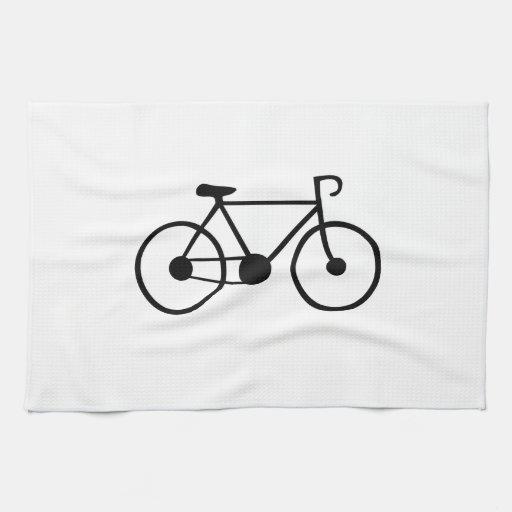 Bicicleta Toalla De Cocina