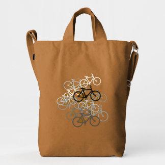 Bicicletas Bolsa De Lona Duck
