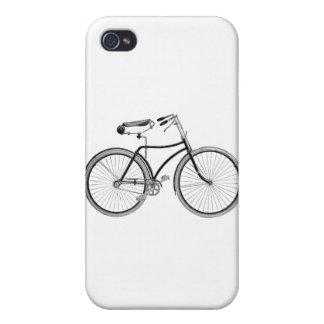 Bicicletas del vintage iPhone 4/4S funda