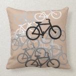 Bicicletas. Elija sus colores Cojin