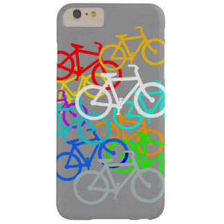 Bicicletas Funda Para iPhone 6 Plus Barely There