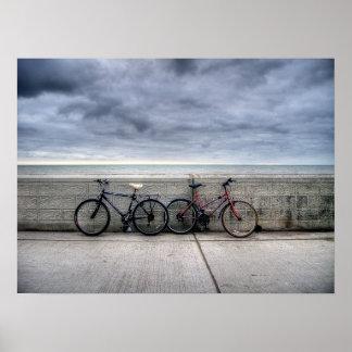 Bicicletas Póster