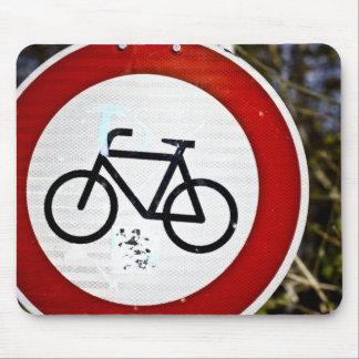 ¡bicicletas…!!! tapete de ratones