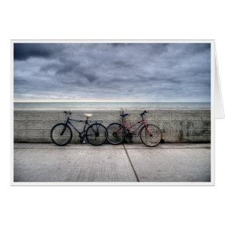 Bicicletas Tarjeta De Felicitación