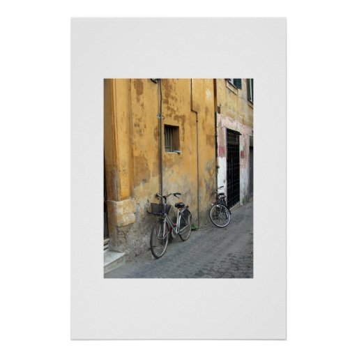 Bicicletta Posters