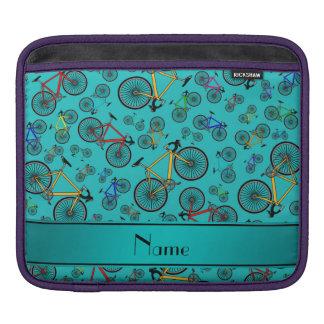 Bicis conocidas personalizadas del camino de la funda para iPads