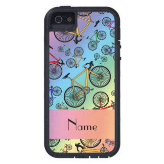 Bicis conocidas personalizadas del camino del arco iPhone 5 carcasas