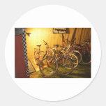 bicis de la noche etiqueta
