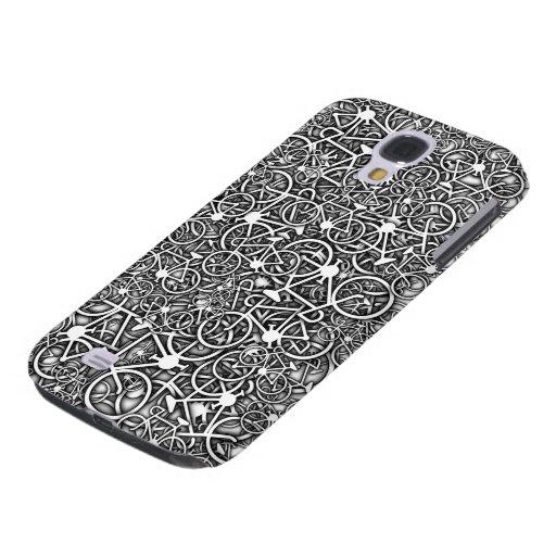 Bicis de Lotsa - caja del teléfono de la galaxia Samsung Galaxy S4 Cover