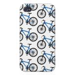 Bicis de montaña - iPhone azul 4S iPhone 4 Protector