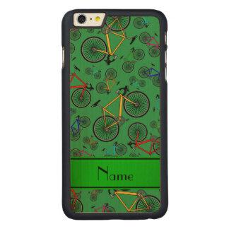 Bicis verdes conocidas personalizadas del camino