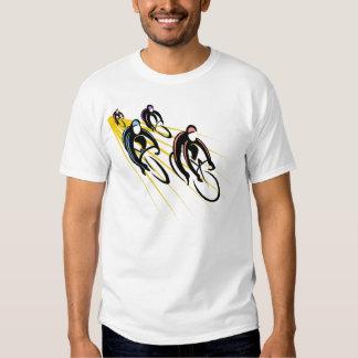 bick, bicicleta, ciclo, bici del empuje polera