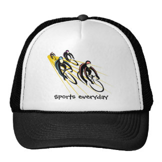 bick,bicycle,cycle,push bike, sport,gym,compete, s trucker hat
