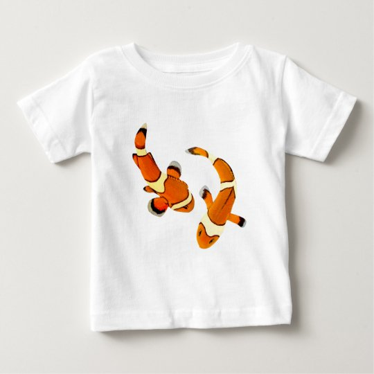 Bickering Clownfish Baby T-Shirt