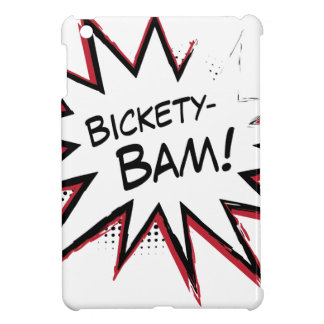 Bickety-Bam! Wolvie Berserk style! Cover For The iPad Mini