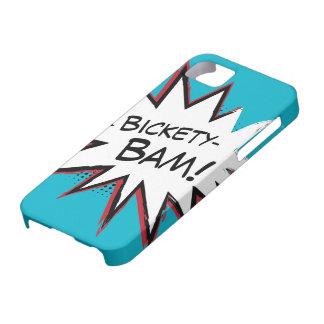 Bickety-Bam! Wolvie Berserk style! iPhone SE/5/5s Case