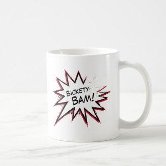 Bickety-Bam! Wolvie Berserk style! Classic White Coffee Mug