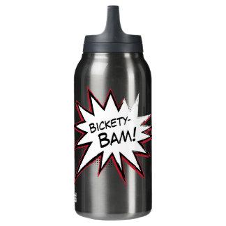 Bickety-Bam! Wolvie Berserk style! SIGG Bottle. 10 Oz Insulated SIGG Thermos Water Bottle