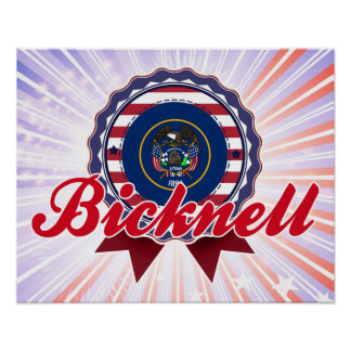 Bicknell, UT Posters