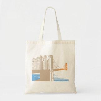 Bicoastal Bridge Bag