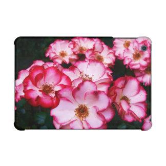 Bicolor Picotee Roses iPad Mini Cover