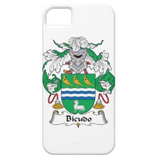 Bicudo Family Crest iPhone 5 Covers