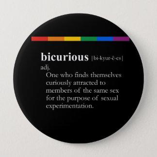 BICURIOUS BUTTON