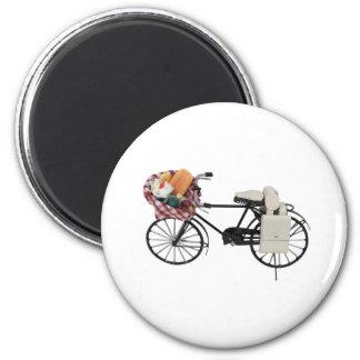 Bicycle071809 Fridge Magnet